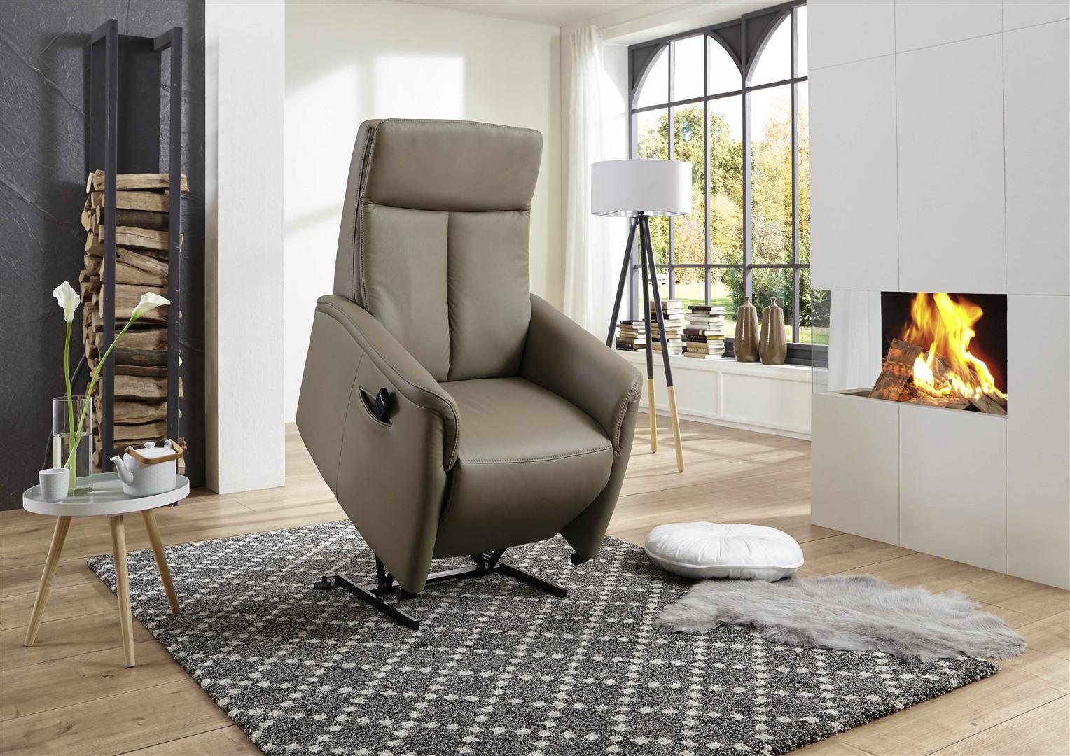 Interesse In Relax Elektrisch 1 Motor Met Opstahulp Leder Medium Shop Online Of Kom Langs Bij Colifac