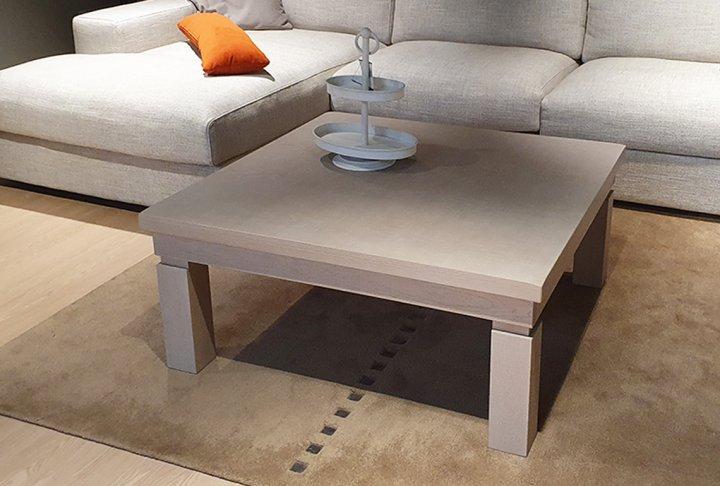 toonzaalmodel salontafel vierkant