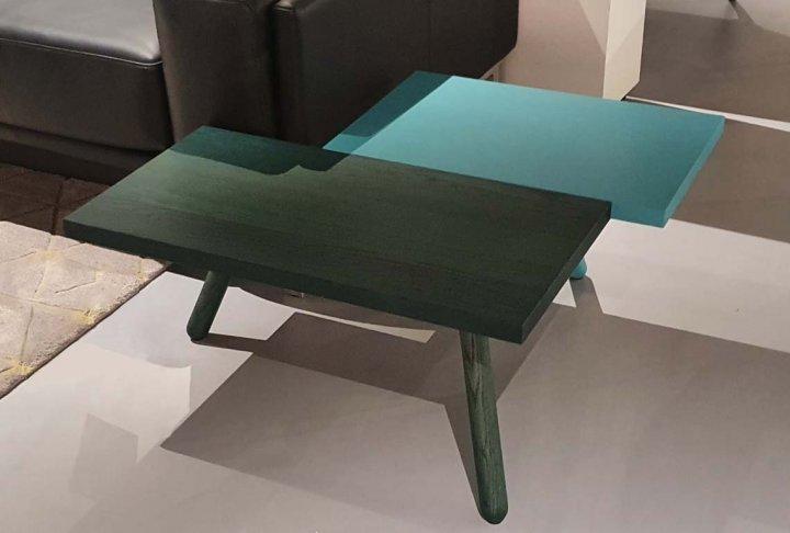 toonzaalmodel salontafel van Leolux