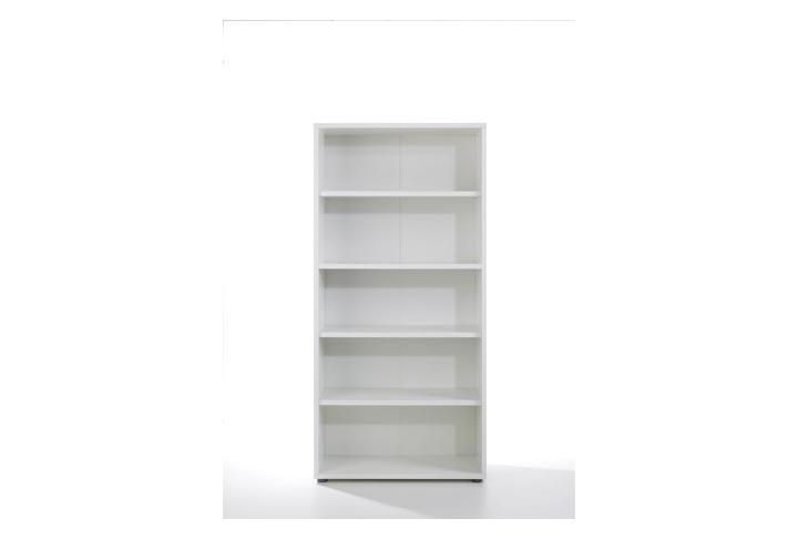 Boekenkast 4 planken breed