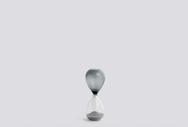 Time zandloper hay - s silver