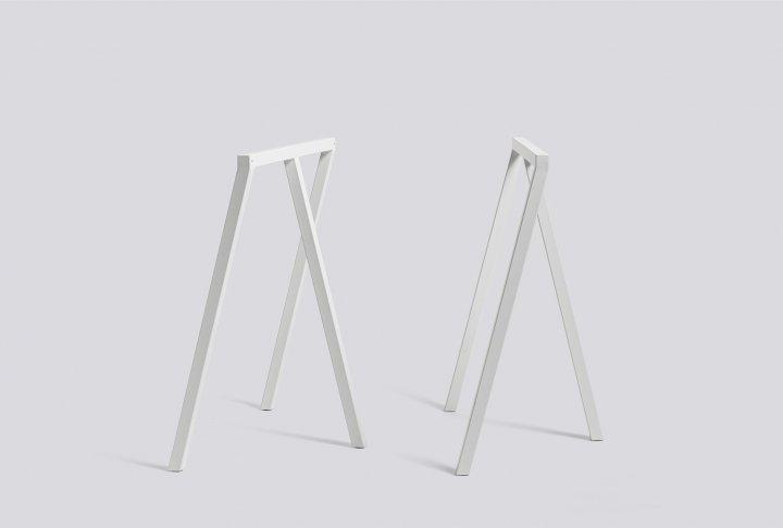 Loop stand wardrobe hay - white 101662