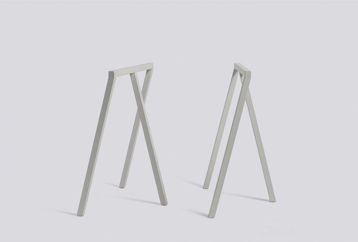 Loop stand wardrobe hay - grey 101657