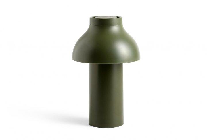Pc portable lamp olive led incl