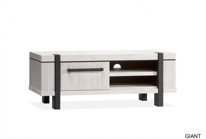 Giant Tv Kast Laag 1 Dr2 Open Vak Lamulux Colifac