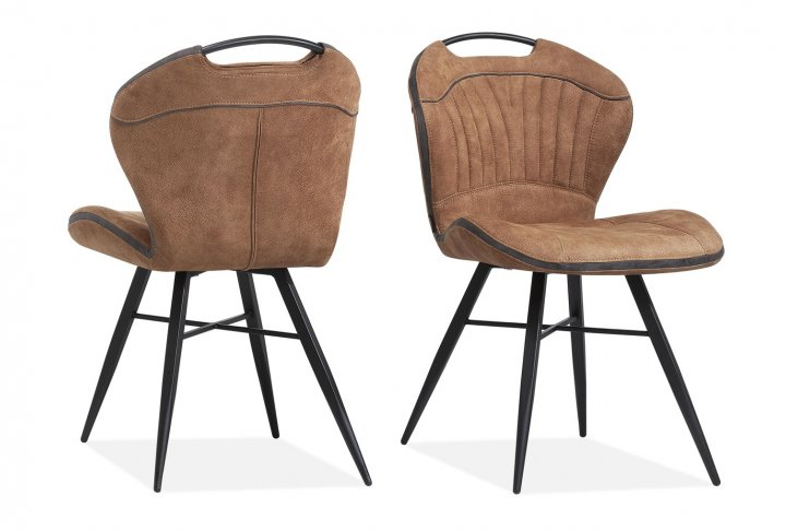 Splash stoel 1 zits stof