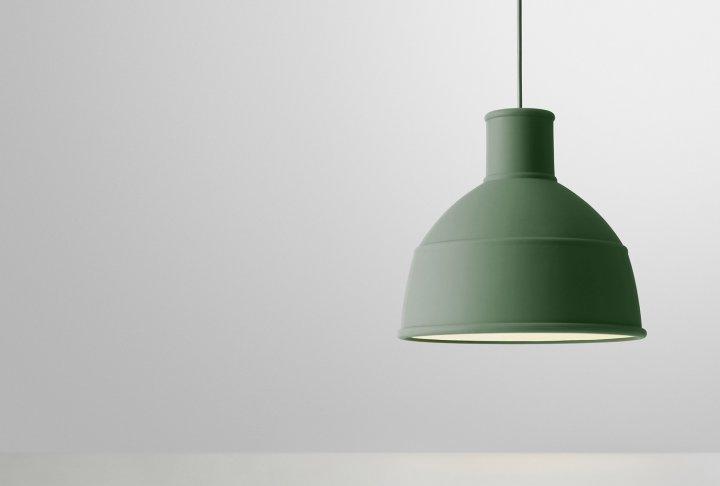 Unfold hanglamp green