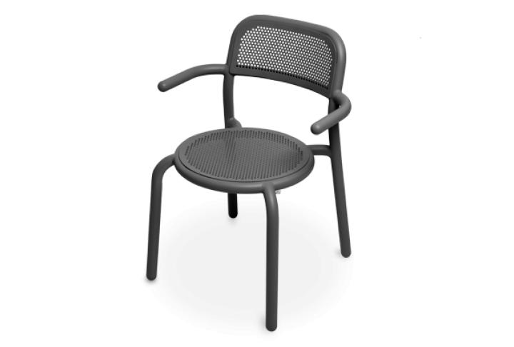 Eettafels en stoelen Toni armstoel