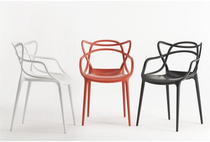 Eettafels en stoelen Masters