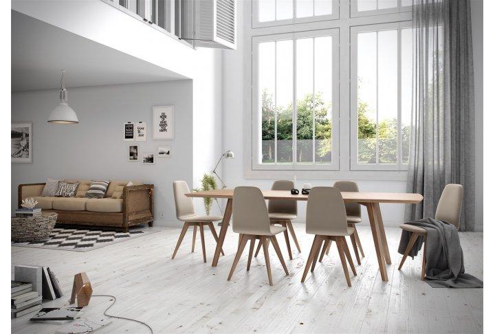 Eettafels en stoelen Mood tafel