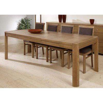 Verlengbare tafel 160/190/210/240 x 98cm wwm white wash