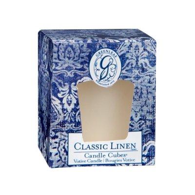 Kaars classic linen -c-