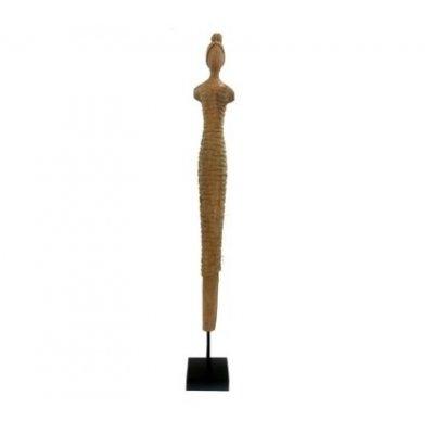 Sculpture vrouw gebeeldhouwd