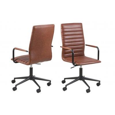 Bureaustoel met armleuningen