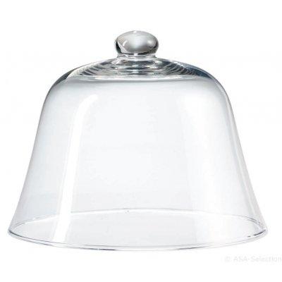 Glasstolp d=26,7cm h=22cm