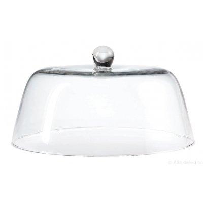 Glasstolp d=32cm h17,7cm