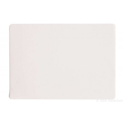 Witte placemat 46x33