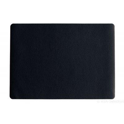 Zwarte placemat 46x33
