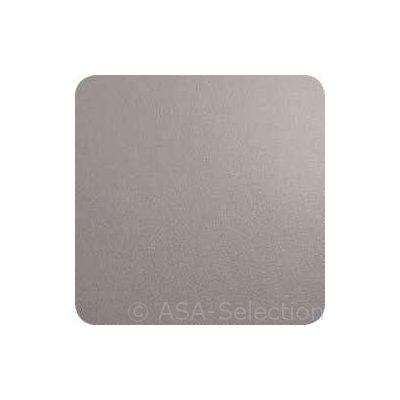 Set van 4 grijze onderzetters 10x10