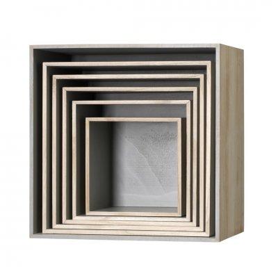 Display box grijs - bloomingville