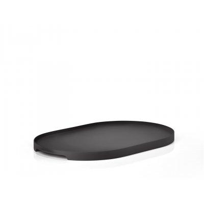 Dienblad ovaal zwart zone denmark