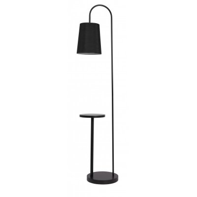 Benton lamp matt black