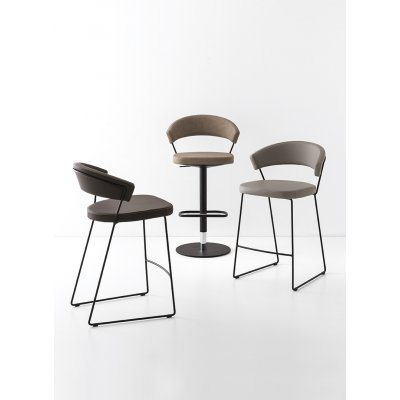 Tabouret new york calligaris