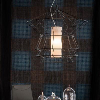 Hanglamp zeppelin cattelan italia