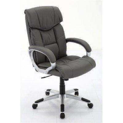 Bureaustoel -grijs
