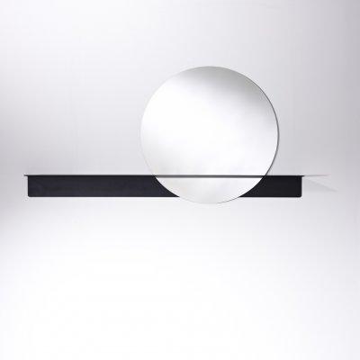 Spiegel slide circle + metaal