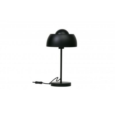 Yvet tafellamp metal black