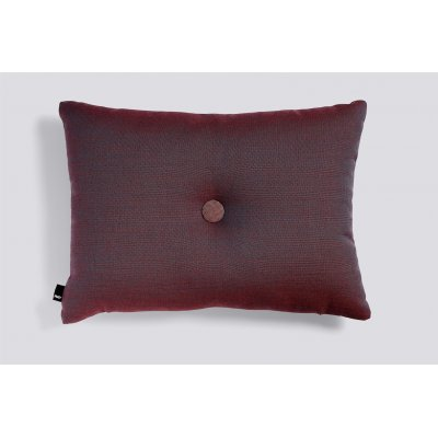Dot kussen hay - 1 dot, cherry