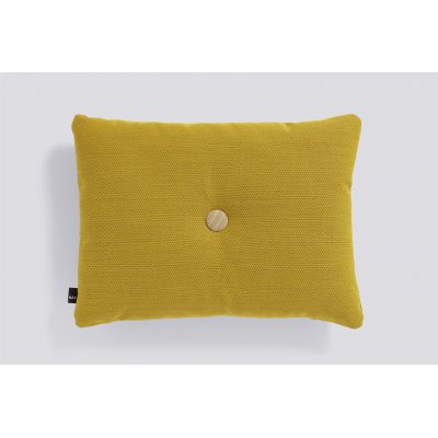 Dot kussen hay - 1 dot, golden yellow