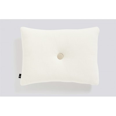 Dot kussen hay - 1 dot, cream