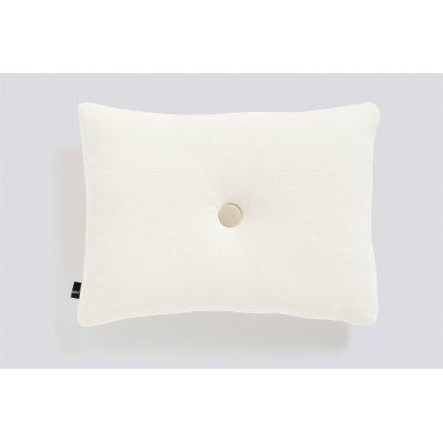 Dot kussen (1 dot - cream) 45x60cm