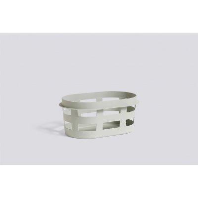 Laundry basket hay - s light grey