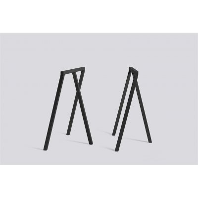 Loop stand wardrobe hay - black