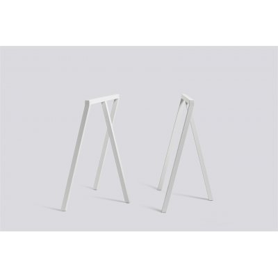 Loop stand wardrobe hay - white