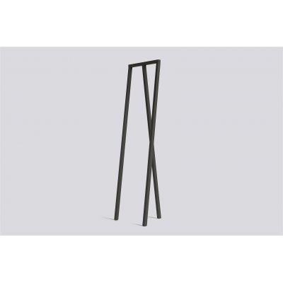 Loop stand hall hay - black