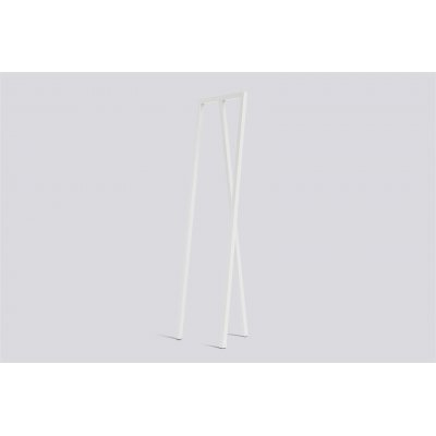 Loop stand hall hay - white