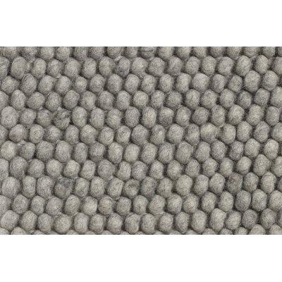 Peas tapijt medium grey (170x240)