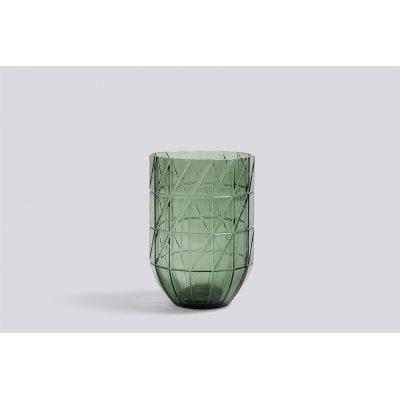 Colour vase licht groen