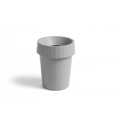 Shade bin grey 30x30x36,5 507821