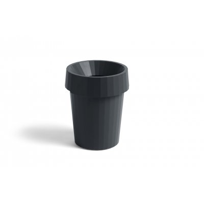 Shade bin dusty charcoal 30x30x36,5 507826