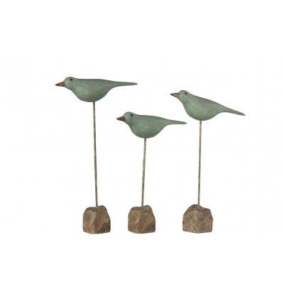 Vogels s3 bl/bruin