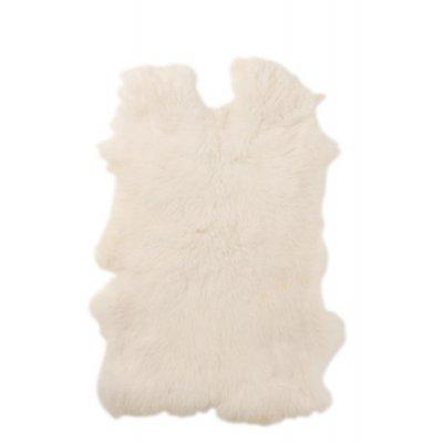 Konijnenvacht wit (50x30cm) j-line 18700