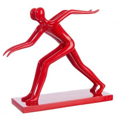 Atleten rood