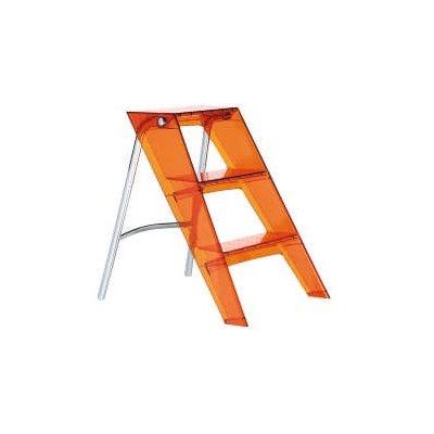 Vouwladder upper rood oranje 7030/71