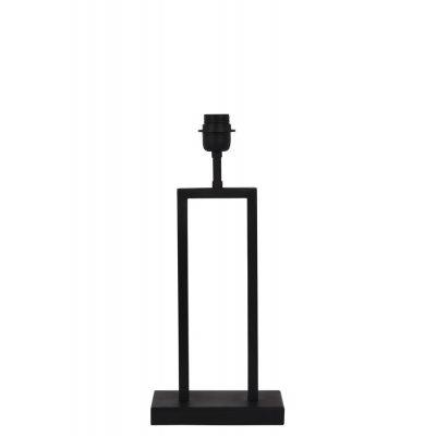 Shiva lampvoet mat zwart 20x10x4
