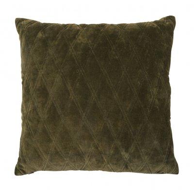 Dascha pillow moss green 50x50